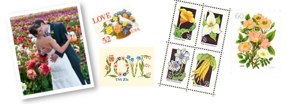 Special stamps for special events